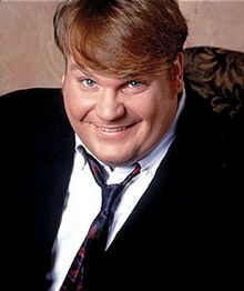 SATURDAY NIGHT LIVE REMEMBERS CHRIS FARLEY -- NBC Special -- Pictured: Chris Farley -- NBC Photo