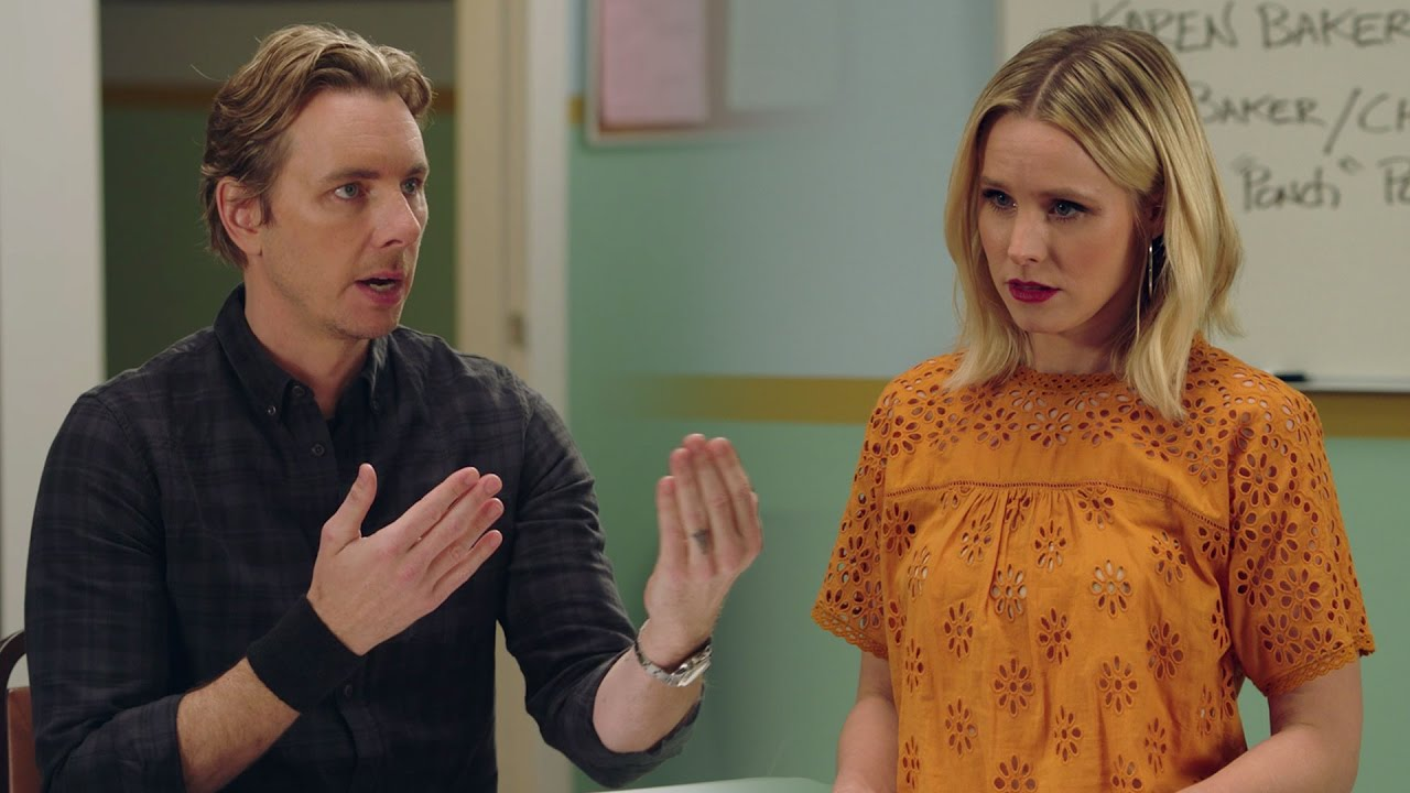 Dax Shepard Forces Wife Kristen Bell To Audition For Role Of His Wife  993 The X-8017